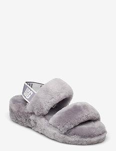 W Oh Yeah - platte sandalen - soft amethyst