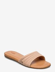 W Jurupa - flate sandaler - bronzer