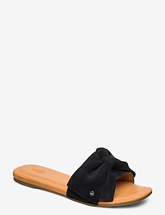 W Deanne - matalat sandaalit - black
