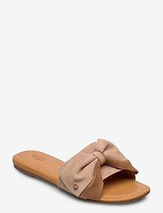 W Deanne - flade sandaler - bronzer
