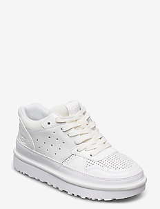 W Highland Sneaker - baskets basses - white / white