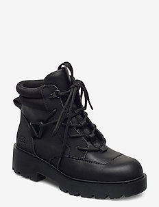 W Tioga Hiker - talon bas - black