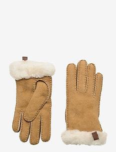 W SHORTY GLOVE - handschoenen - chestnut