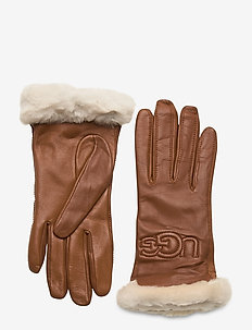 W CLASSIC LTH L GLV - handschoenen - chestnut