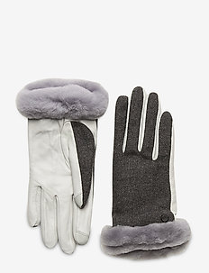W FABRIC LTH SW TECH - handschoenen - light grey
