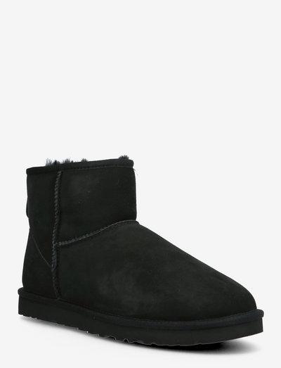 M Classic Mini - vinterstøvler - black