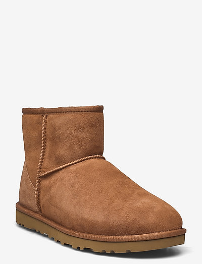 M Classic Mini - vinterstøvler - chestnut