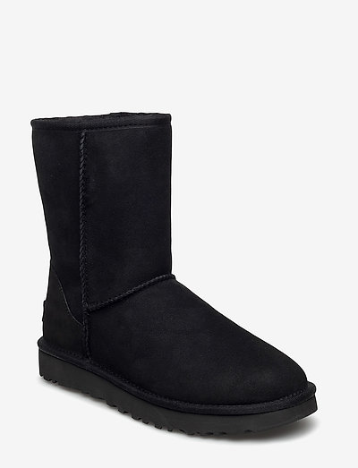 W Classic Short II - flade ankelstøvler - black
