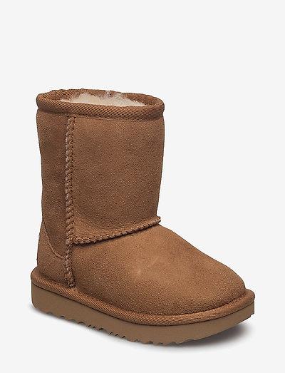T Classic II - støvler - chestnut