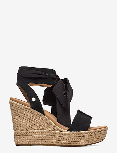 Ugg W Wittley- Espadryle Black