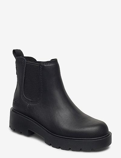 W Markstrum - chelsea støvler - black