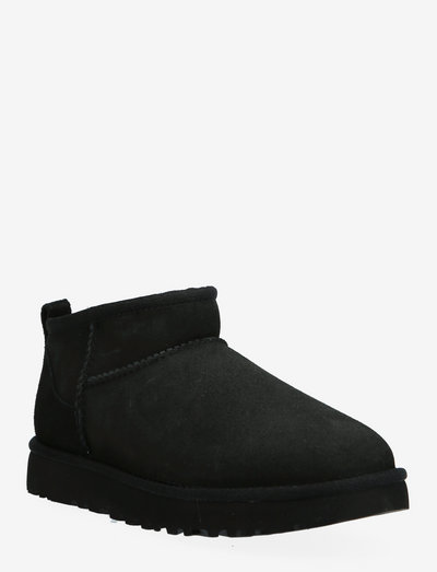 W Classic Ultra Mini - flade ankelstøvler - black
