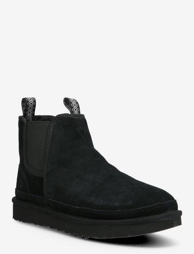 M Neumel Chelsea - chelsea boots - black