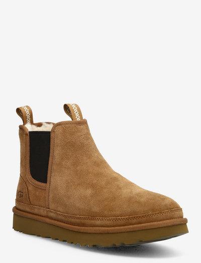 M Neumel Chelsea - chelsea boots - chestnut
