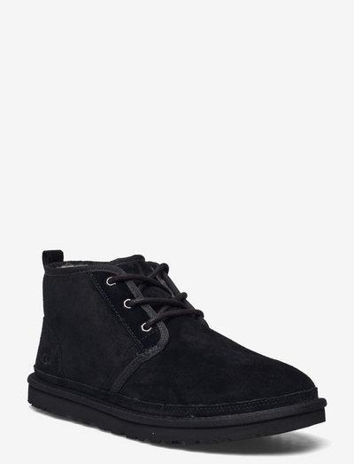 M Neumel - vinterstøvler - black
