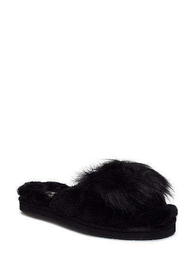 W. Mirabelle Slipper - BLACK