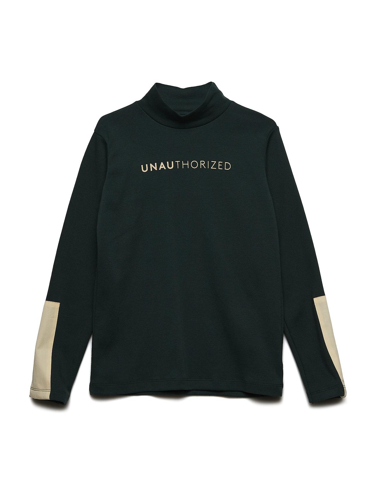 Unauthorized Nico T-shirt, K - PONDEROSA PINE GREEN