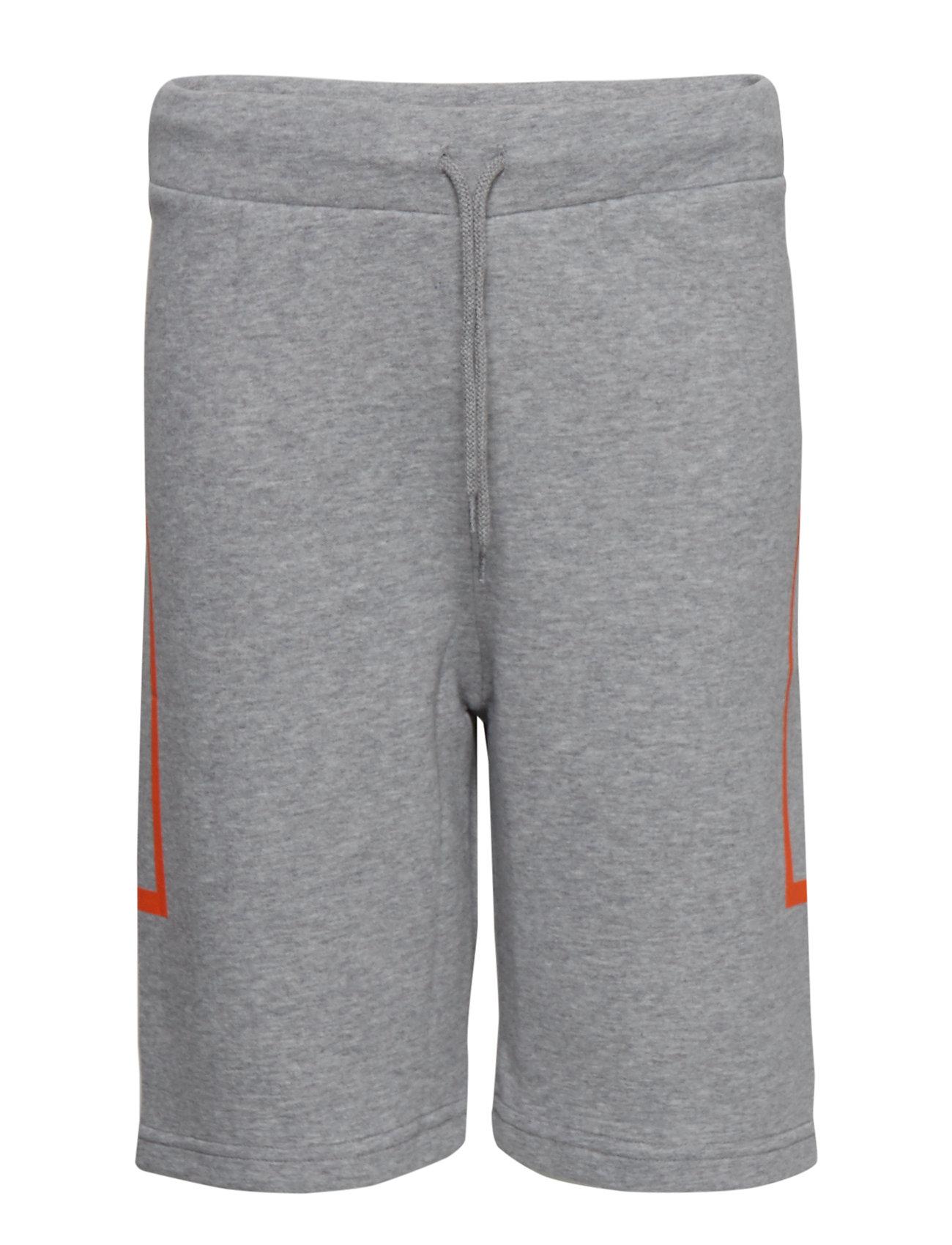 Unauthorized Emilian Shorts - GREY MELANGE