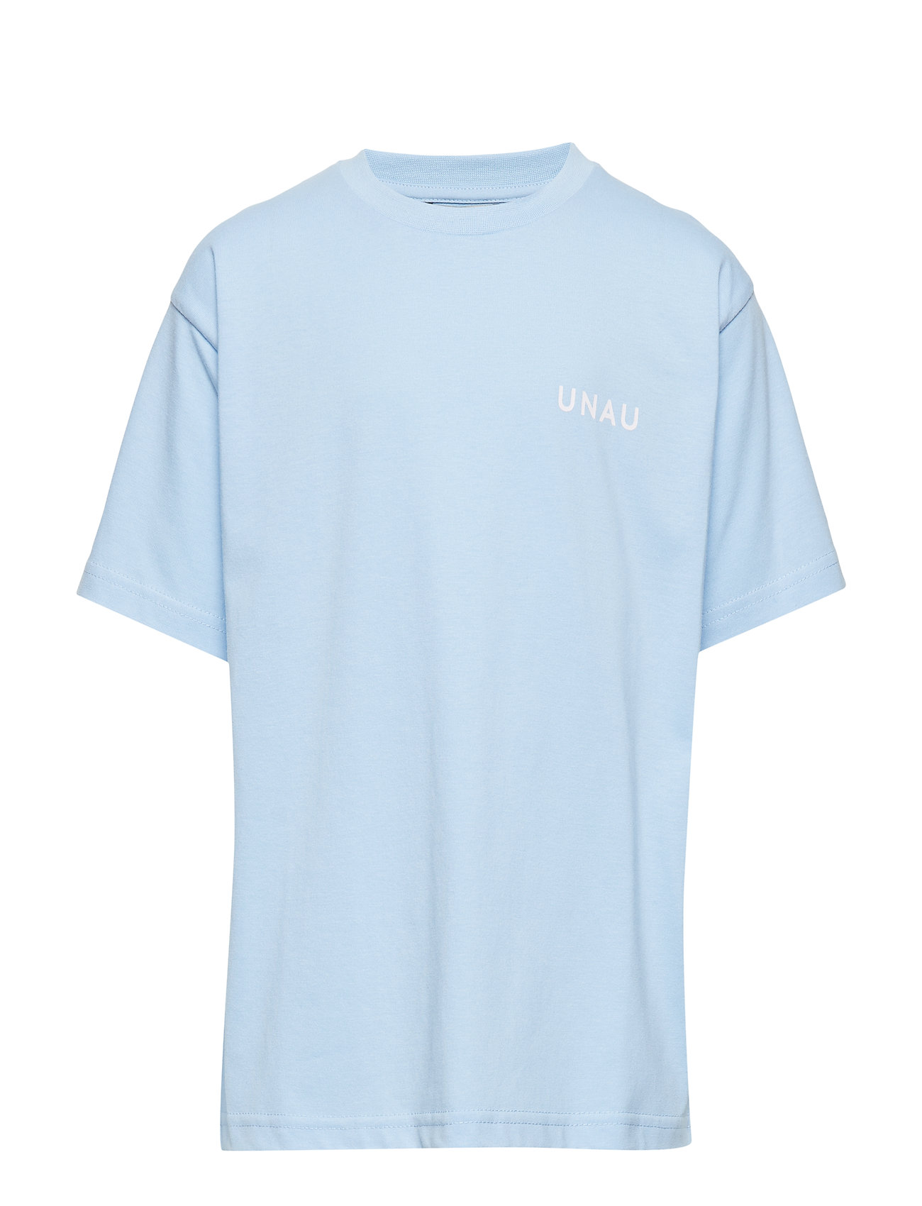 Unauthorized Armando Short T-shirt, K - PLACID BLUE