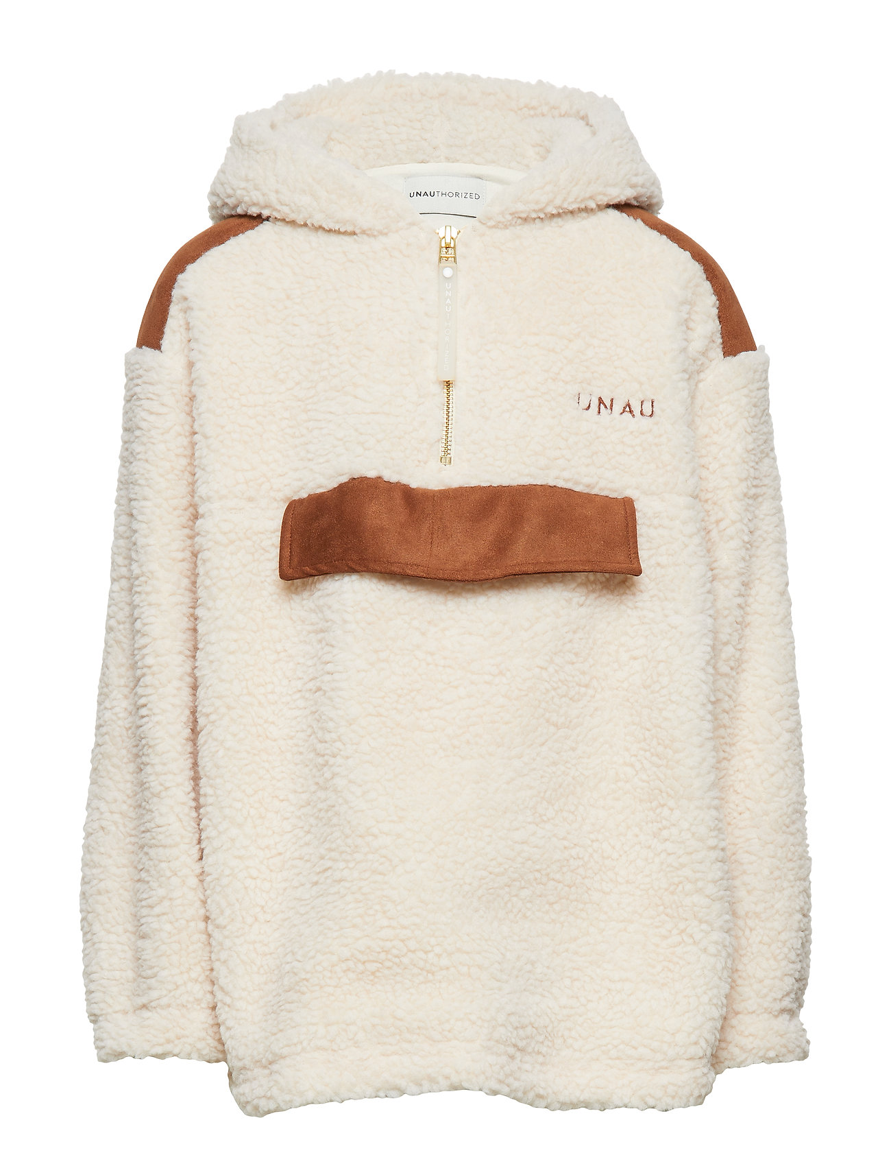 Unauthorized Teddy Pullover, K - POWDER PUFF