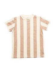 Devon T-shirt, K - ALMONDINE