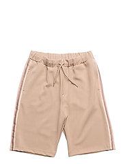 Amel Shorts Stripe, K - ALMONDINE