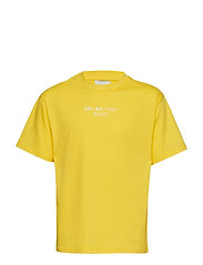 Lucas T-shirt - YELLOW LEMON