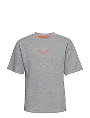 Lucas T-shirt - GREY MELANGE