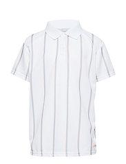 Antonio Football Shirt, K - WHITE