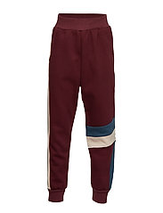 Justin Sweatpants, K - BURGUNDY