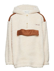 Teddy Pullover, K - POWDER PUFF