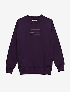 Aksel Blouse, K - sweatshirts - grape royale