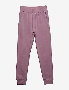 Matt Sweat Pants, K - byxor - orchid haze purple