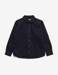 Augustin Shirt, K - skjortor - maritime blue