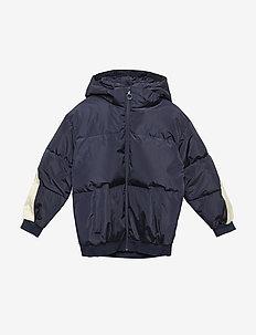 Phillip Down Q Jacket, K - dunjackor & fodrade jackor - maritime blue