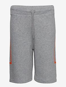 Emilian Shorts - shorts - grey melange