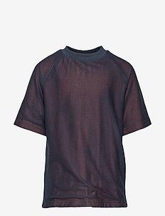Lorenzo T-shirt - kortärmade - blue nights