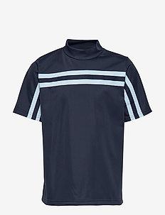 Franco T-shirt - kortärmade - blue nights