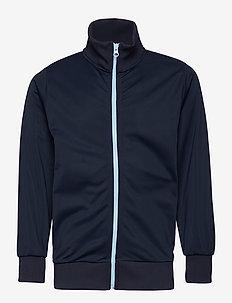 Fabiano Track Jacket - BLUE NIGHTS