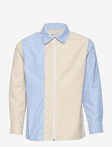 Valde Shirt - YELLOW LEMON