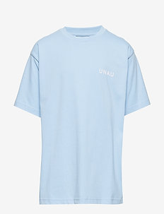 Armando Short T-shirt, K - PLACID BLUE