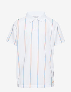 Antonio Football Shirt, K - WHITE