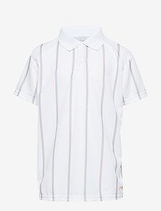Antonio Football Shirt, K - skjortor - white