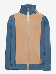 Leo Jacket, K - sweatshirts - orien blue