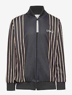 Josef Track Jacket, K - sweatshirts - anthracit black