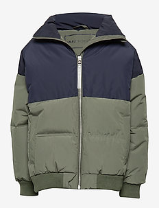 Chad Down Jacket, K - BEETLE