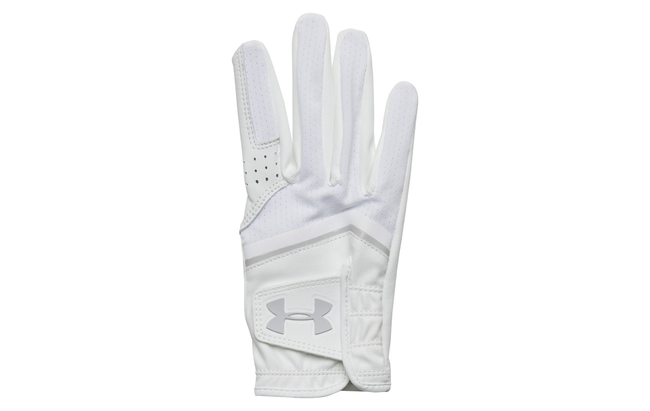 Under Armour Women's Coolswitch Golf Glove - WHITE