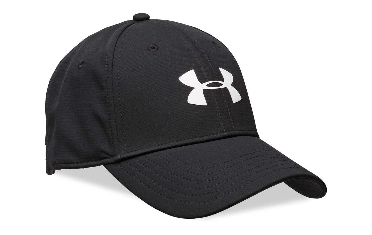 Men s Golf Headline 2.0 Cap (Black) (181.35 kr) - Under Armour ... 8e3fdb8a576