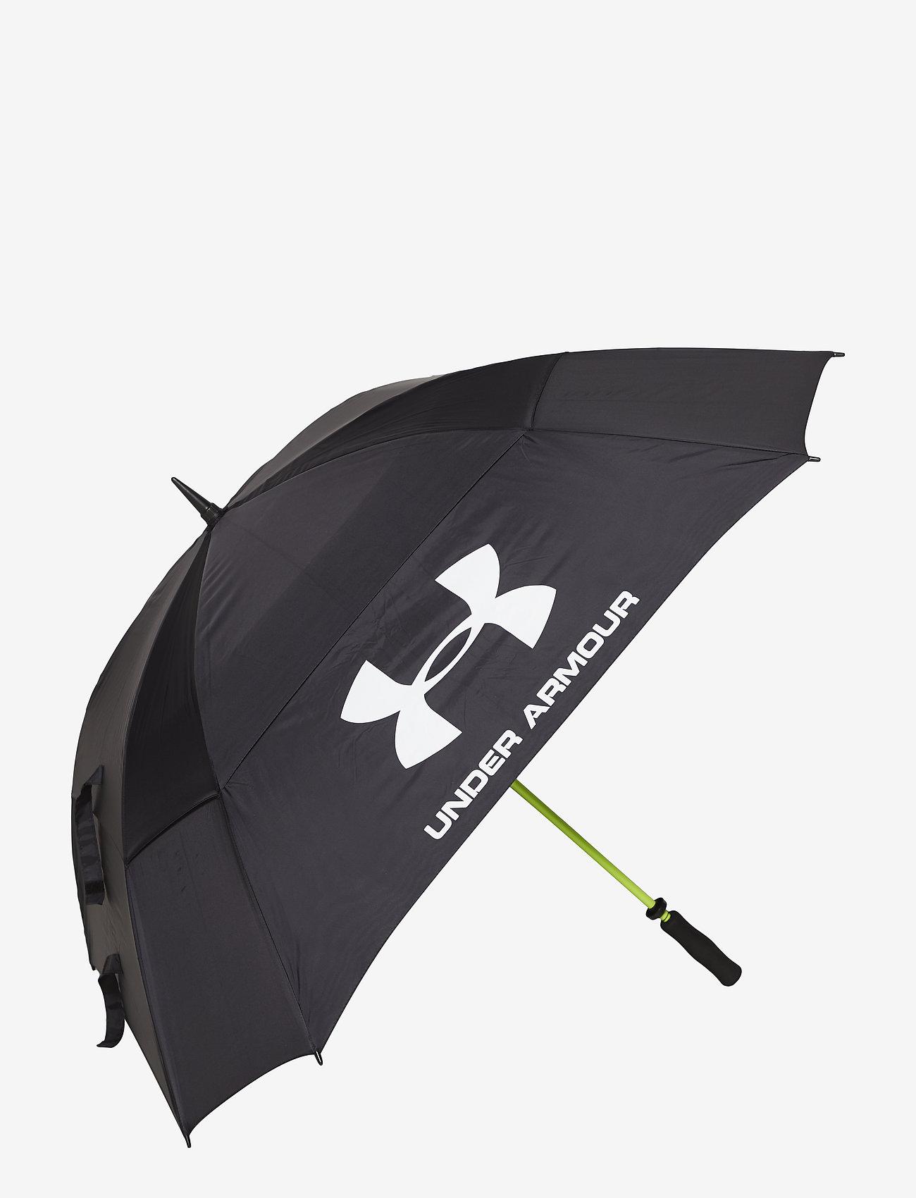 Under Armour - UA Golf Umbrella (DC) - golfutstyr - black - 0