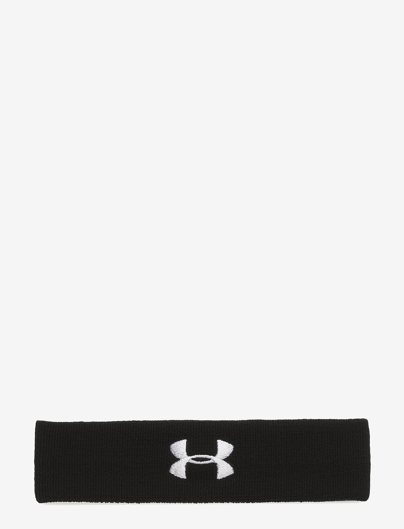 Under Armour - UA Performance Headband - bonnet - black - 0